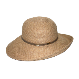 Canopy Bay  - Hamilton Hat  - natural