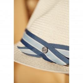 Canopy Bay -  Paros Fedora  Hat