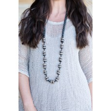 Beaded necklace  - Mulit  - sustainable jewellery
