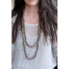 RAINFOREST JEWELLERY - beads / Natural