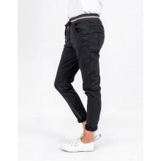 Italian Star Ralph Jogger black Jeans