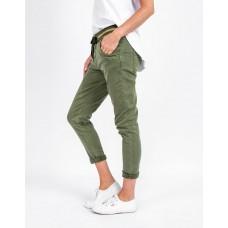 Italian Star Ralph Jogger khaki Jeans