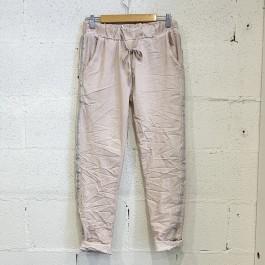 Italian Stretch Jean/Pant - PINK