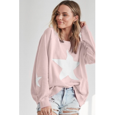 Jovie The Label freedom cotton sweater - soft pink